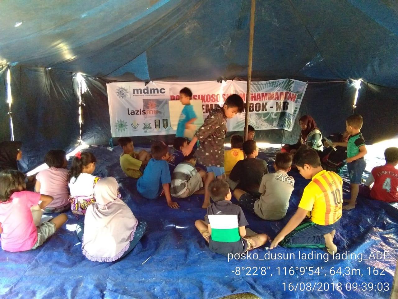 Image result for MCMD Dusun Lading-lading – Tanjung – Lombok