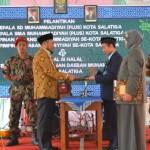 PWM Jawa Tengah Lantik Dua Kepala Sekolah di Salatiga