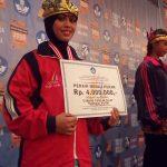 Siswa SMP Muhammadiyah Raih Medali Perak Pada O2SN Pencak Silat Tunggal Seni Tingkat Nasional