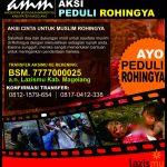 Lazismu dan AMM Kab. Magelang galang Dana Bantu Muslim Rohingya