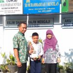 Siswa SD Muhammadiyah Juara 1 Tilawah MAPSI Tingkat Propinsi