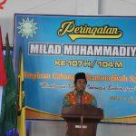 Milad Muhammadiyah Ke 104, Memperbagus Amal Sholeh dan Amal Usaha