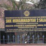 "Kejuaraan Nasional Yogyakarta Championship 2017 SMK Muhammadiyah 2 ""KRAKITAN"" Salam Sabet 2 Emas"