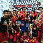 SD Muhammadiyah Ngluwar Juara Umum Kejuaraan Pencak Silat usia dini se Kabupaten Magelang
