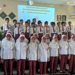SDIT Muhammadiyah Bandongan Lepas Siswa Kelas VI