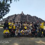 Ekpedisi Kebangsaan Pemuda Muhammadiyah: Sambangi Borobudur dan Bakti Sosial Bersama Kokam Kabupaten Magelang