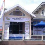 Posko MudikMu Aman Kabupaten Magelang Siap Melayani Pemudik