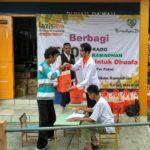 Lazismu Kabupaten Magelang Bagikan 7441 Paket Kado Ramadhan