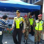 Kapolres Magelang Kunjungi Posko Mudik Muhammadiyah