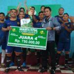 Guru SMA Muhammadiyah 1 Muntilan Bangun Kebersamaan Dengan Futsal