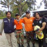 Begini Kesaksian Relawan MDMC Dari Lokasi Gempa Lombok