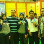 Tapak Suci SMA Muhammadiyah 1 dan 2 Muntilan Raih Prestasi Di Semarang