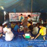Gempa Lombok, Begini Kerja Tim Psikososial MDMC