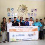 Rolling Tugas, MDMC dan Lazismu Kirim Relawan Ke Lombok