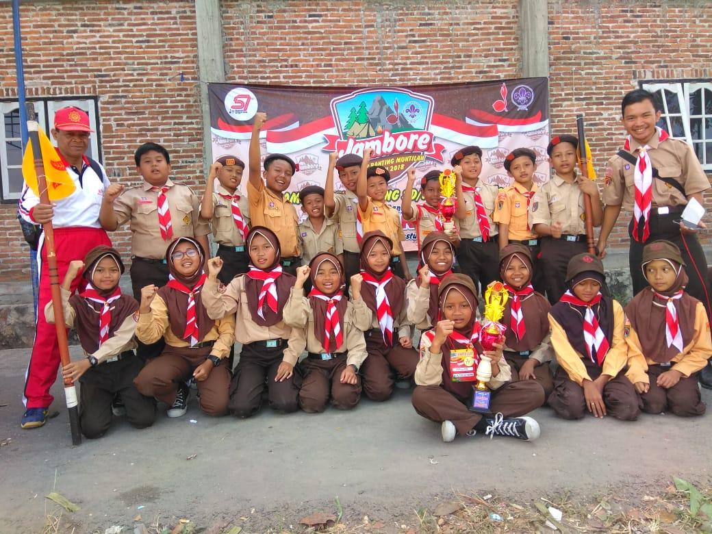 Gudep Ahmad Dahlan Juara Jambore Se Kecamatan Muntilan