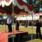 Milad ke 109,  Muhammadiyah Kabupaten Magelang  Gelar Upacara di 16 lokasi secara seretak