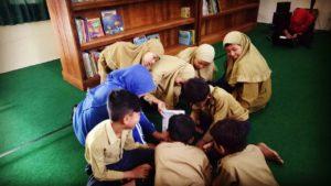 perpustakaan sekolah dasar