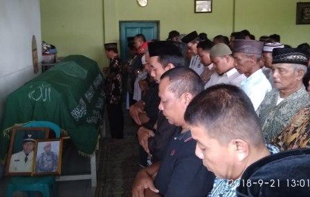 Fakta Menarik Dalam Pemakaman Moh Ismail Komandan Kokam Jawa Tengah
