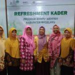 Aisyiyah Kabupaten Magelang Laksanakan Refreshment Kader Program Mampu