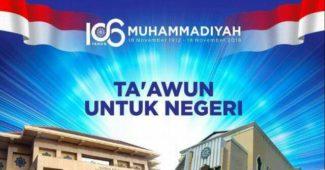 Milad 106 Muhammadiyah
