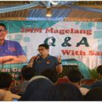 Sandiaga Uno : Generasi Millenial Harus Rajin Silaturahmi