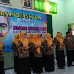 SMK Muhammadiyah 2 Mertoyudan Raih Juara Pertama Lomba Paduan Suara