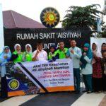 Tim Medis RS 'Aisyiyah Muntilan Tiba di Palu
