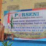 Empat Puluh Lima Kontingen Siap Ramaikan Porseni Muhammadiyah Magelang
