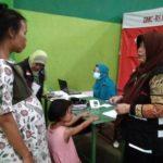 Tim Kesehatan MDMC Layani Warga Terdampak di Posko Kemensos