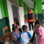 Wakil Ketua MDMC Dapati Pengungsian Tak Layak Huni