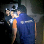 Ketua MDMC PP Ikut Evakuasi Korban Banjir Di labuhan Pandeglang