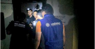 relawan mdmc banjir