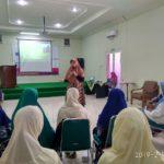 Nasyiatul 'Aisyiyah Muntilan Beri Pengetahuan Kesehatan Melalui Pashmina