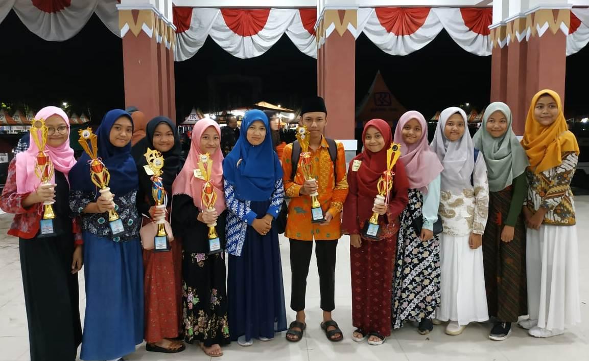 SMPM Plus Gunungpring Juara Umum FSL2N Kabupaten Magelang ...
