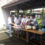 Praktik Pemulasaran Jenazah, SMK Muhammadiyah 2 Muntilan Hadirkan Orang Tua