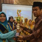 Raih Nilai UN Tertinggi Se Kabupaten, Anisa Mengutamakan Menghafal Al Qur'an Baru Belajar