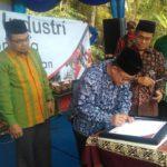 Launcing Kelas Industri Telkom, SMK Muhammadiyah 2 Muntilan Bangun Laboratorium Fiber Optic
