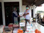 Lazismu Salurkan Bantuan Pangan kepada Warga Selo Merah