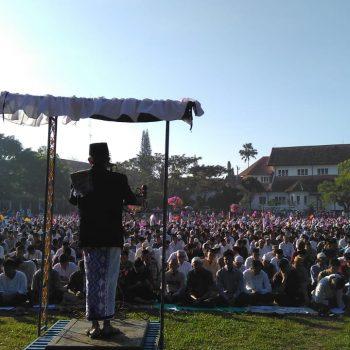 Tata Cara Shalat Idul Adha di Tengah Pandemi Sesuai Fatwa Muhammadiyah